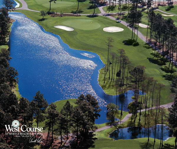 Image of Myrtle Beach National – West Course